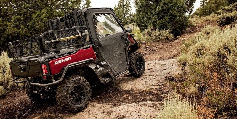 2020 Can-Am HD8